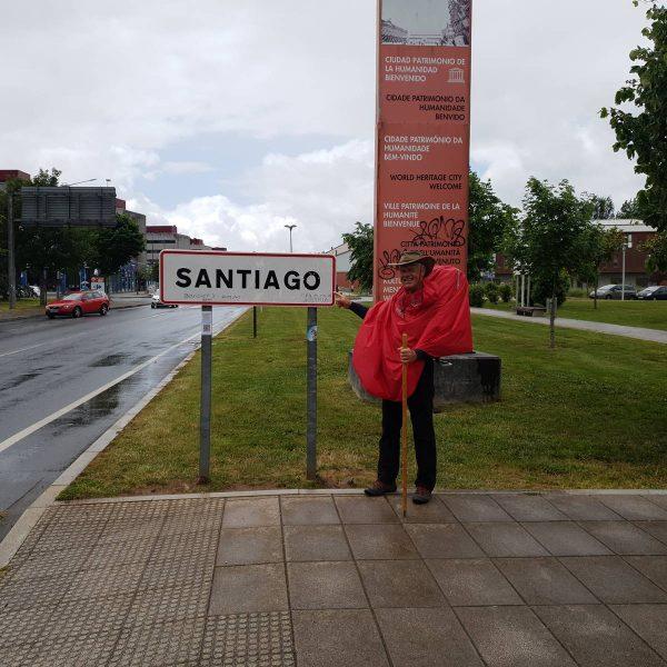Salceda – Santiago de Compostela